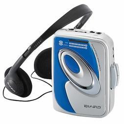 Craig Electronics CS2301A Personal AM/FM Stereo Radio Casset