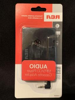 RCA Audio MP3 DVD CD Player Cassette Adapter NEW 2016 AH600R