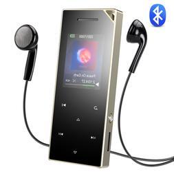 AGPTEK 16GB Bluetooth HiFi Lossless Sound Quality  Music MP3