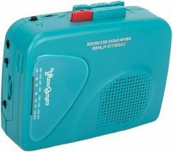 Cassette Player FM Am Radio Walkman Portable Automatic Stop