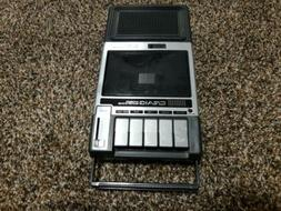 Craig Cassette Player/Recorder Model J101