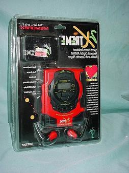 MEMOREX DIGITAL AM/FM Cassette Player Radio Alarm Clock Hear