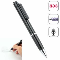 Cooligg Digital Voice Recorders Dictaphones 8GB Sound Pen MP