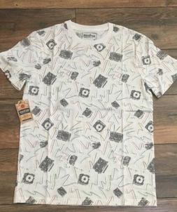 Urban Pipeline Fashion Tee Men's T-Shirt Stereos Boom Box Ca