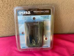 Sanyo Handheld Cassette Recorder M1019