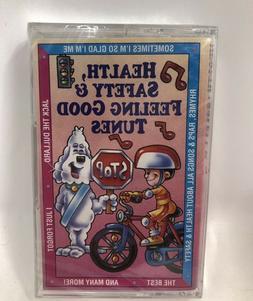 Health, Safety & Feeling Good Tunes Cassette 1992 Purple Bal