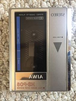 Aiwa HS-P06 Full Silent Stop System - Functional