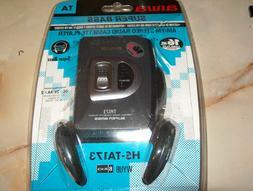 Aiwa HS-TA173 AM/FM Personal Stereo Radio Cassette Tape Play