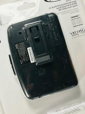 Jensen NOS Cassette am fm radio Portable