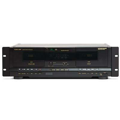 pmd 300cp dual deck cassette recorder player