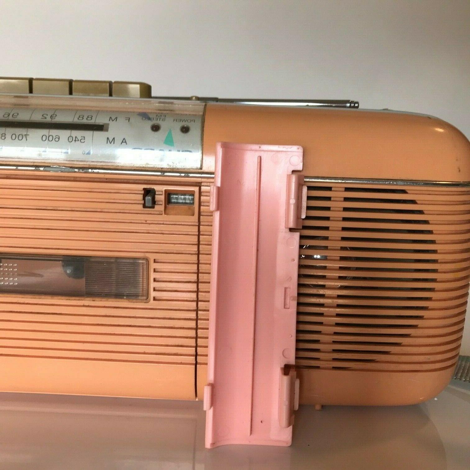 Stereo Radio Stranger Pink Peach