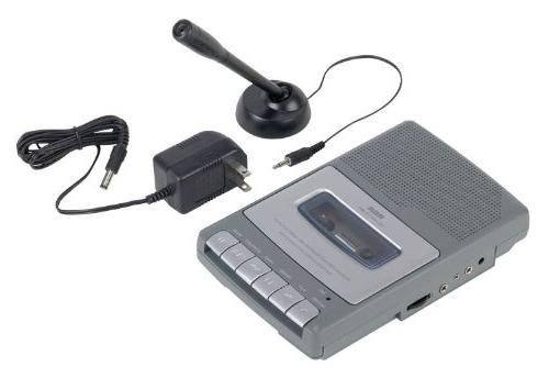"""RCA Cassette""""Shoebox"""" Recorder"""