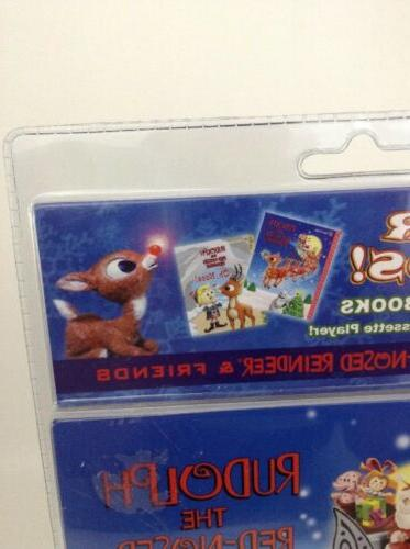 SEALED Rudolph Red Reindeer Player 2 Classic