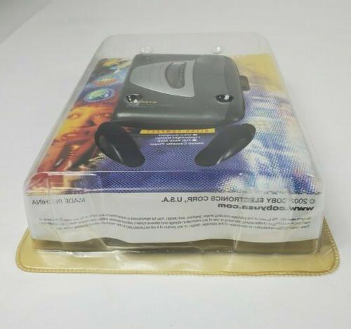 Sealed Cassette Walkman Ultra Compact Headphones