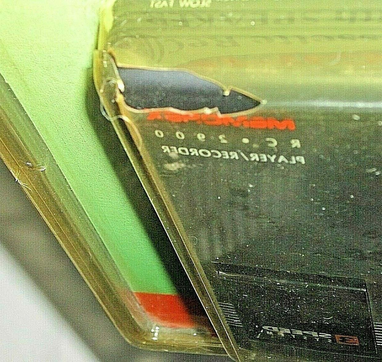 Vintage SEALED 1980'S MEMOREX RC2900 PLAYER w/