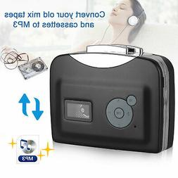 Cassette to MP3 Converter USB Cassette Player Recorder to MP