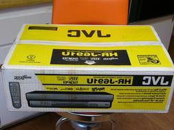 NEW JVC HR-J691U S-VHS Player 4 Head Hi Fi Stereo VCR Video