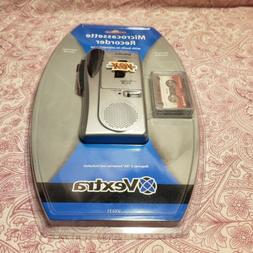 New In Package VEXTRA Micro Cassette VOX Voice Activated Rec