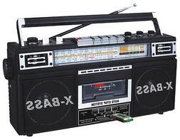 Radio & Cassette Tape Converter Recorder to Digital MP3 USB/