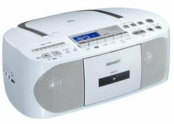 New TOSHIBA TY-CDH7 Mini BOOMBOX CD/Cassette Player Radio./,