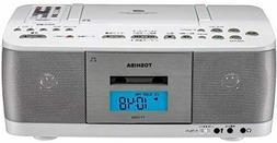 New TOSHIBA TY-CDK9 Mini BOOMBOX CD/Cassette Player Radio./,
