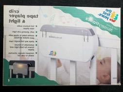 Nurserytronics First Years Baby Crib Cassette Tape Player &