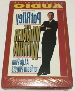 Pat Riley The Winner Within Audio Book Cassette Tapes Life P