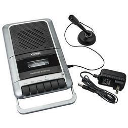 Jensen Portable Cassette Player & Recorder