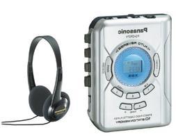 Panasonic RQ-CR07V Portable Cassette Stereo