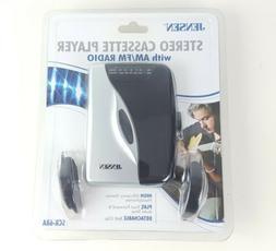 Jensen SCR-68A Stereo Cassette Player AM/FM Radio Brand NEW