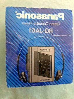 Panasonic Stereo Cassette Player Walkman RQ-JA61 NEW