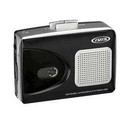 Stereo USB Cassette Player with Encoding to Computer