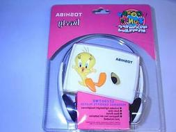TOSHIBA Tweety Portable Cassette Player LT300TWE From Japan