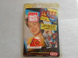 Vintage Sound Wear Speaker Sneaker, Portable Cassette Player