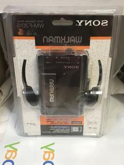 Vintage Sony Walkman WM-F2015 Stereo Cassette Player FM/AM R