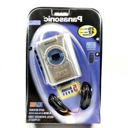 Vtg Panasonic RQ-CR07V Portable Personal Cassette Tape Playe